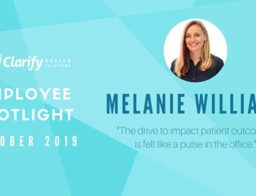 Employee Spotlight: Melanie Williams