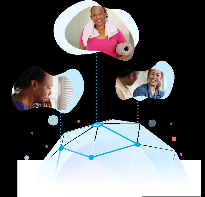 Clarify Health Healthcare Analytics Platform Icon